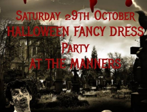 Halloween Fancy Dress Night