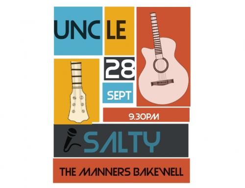 Uncle Salty Saturday 28th September